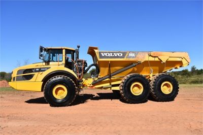 USED 2016 VOLVO A40G OFF HIGHWAY TRUCK EQUIPMENT #2265-3