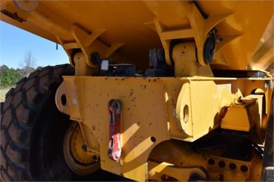USED 2016 VOLVO A40G OFF HIGHWAY TRUCK EQUIPMENT #2265-36