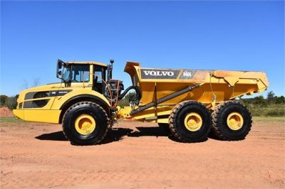 USED 2016 VOLVO A40G OFF HIGHWAY TRUCK EQUIPMENT #2265-4