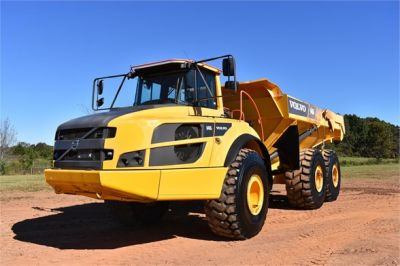 USED 2016 VOLVO A40G OFF HIGHWAY TRUCK EQUIPMENT #2265-6