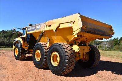 USED 2016 VOLVO A40G OFF HIGHWAY TRUCK EQUIPMENT #2265-8