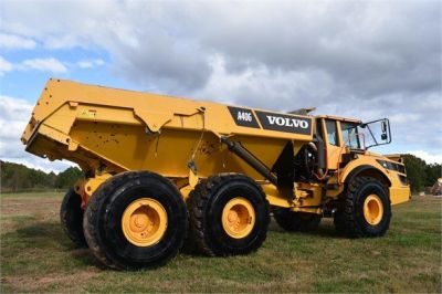 USED 2016 VOLVO A40G OFF HIGHWAY TRUCK EQUIPMENT #2266-10