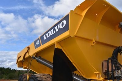 USED 2016 VOLVO A40G OFF HIGHWAY TRUCK EQUIPMENT #2266-11