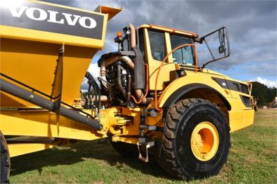 USED 2016 VOLVO A40G OFF HIGHWAY TRUCK EQUIPMENT #2266-15