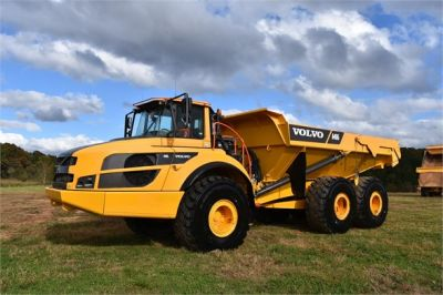USED 2016 VOLVO A40G OFF HIGHWAY TRUCK EQUIPMENT #2266-2
