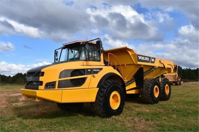 USED 2016 VOLVO A40G OFF HIGHWAY TRUCK EQUIPMENT #2266-3