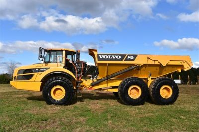 USED 2016 VOLVO A40G OFF HIGHWAY TRUCK EQUIPMENT #2266-4