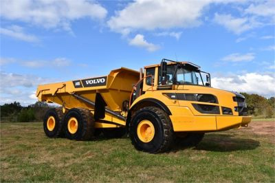 USED 2016 VOLVO A40G OFF HIGHWAY TRUCK EQUIPMENT #2266-5