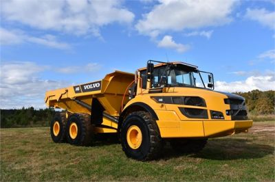 USED 2016 VOLVO A40G OFF HIGHWAY TRUCK EQUIPMENT #2266-6