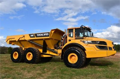 USED 2016 VOLVO A40G OFF HIGHWAY TRUCK EQUIPMENT #2266-7