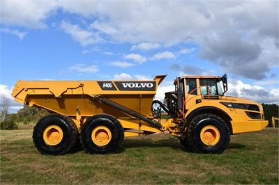 USED 2016 VOLVO A40G OFF HIGHWAY TRUCK EQUIPMENT #2266-8