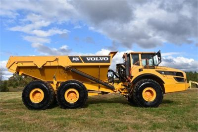 USED 2016 VOLVO A40G OFF HIGHWAY TRUCK EQUIPMENT #2266-9
