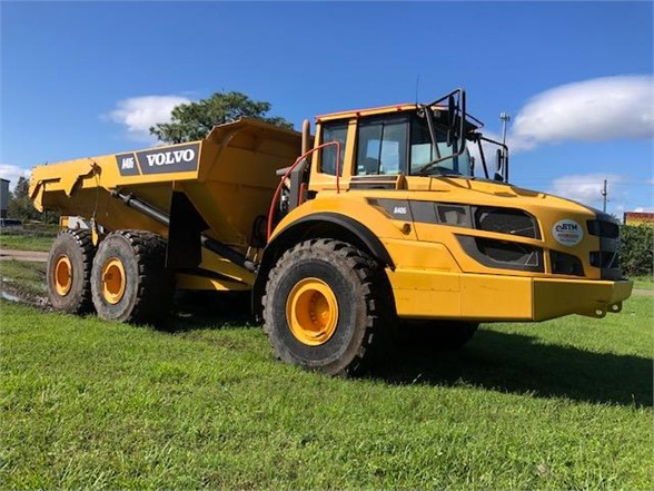 USED 2016 VOLVO A40G OFF HIGHWAY TRUCK EQUIPMENT #2267