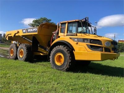USED 2016 VOLVO A40G OFF HIGHWAY TRUCK EQUIPMENT #2267-1