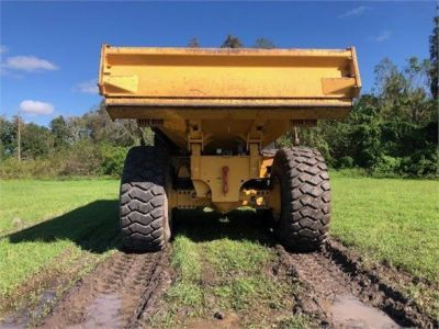 USED 2016 VOLVO A40G OFF HIGHWAY TRUCK EQUIPMENT #2267-12