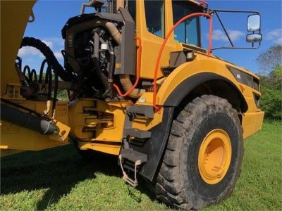 USED 2016 VOLVO A40G OFF HIGHWAY TRUCK EQUIPMENT #2267-13