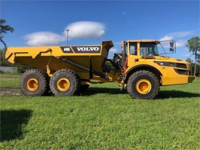 USED 2016 VOLVO A40G OFF HIGHWAY TRUCK EQUIPMENT #2267-2