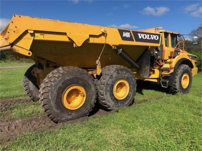 USED 2016 VOLVO A40G OFF HIGHWAY TRUCK EQUIPMENT #2267-5