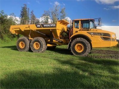 USED 2016 VOLVO A40G OFF HIGHWAY TRUCK EQUIPMENT #2267-6