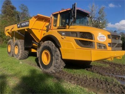 USED 2016 VOLVO A40G OFF HIGHWAY TRUCK EQUIPMENT #2267-7
