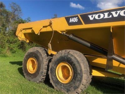 USED 2016 VOLVO A40G OFF HIGHWAY TRUCK EQUIPMENT #2267-9