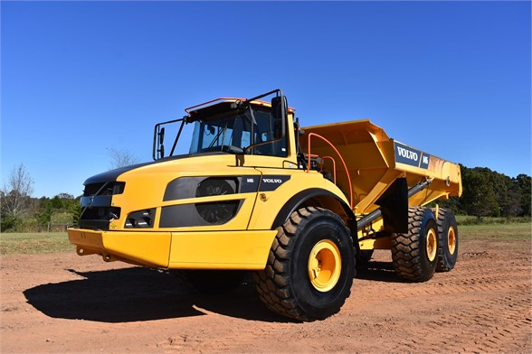 USED 2016 VOLVO A40G OFF HIGHWAY TRUCK EQUIPMENT #2268