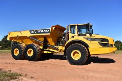 USED 2016 VOLVO A40G OFF HIGHWAY TRUCK EQUIPMENT #2268-10