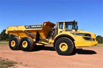 USED 2016 VOLVO A40G OFF HIGHWAY TRUCK EQUIPMENT #2268-11