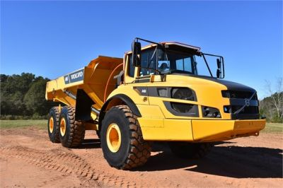 USED 2016 VOLVO A40G OFF HIGHWAY TRUCK EQUIPMENT #2268-12