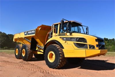 USED 2016 VOLVO A40G OFF HIGHWAY TRUCK EQUIPMENT #2268-13