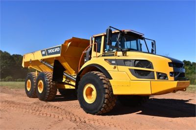 USED 2016 VOLVO A40G OFF HIGHWAY TRUCK EQUIPMENT #2268-14