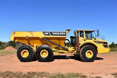 USED 2016 VOLVO A40G OFF HIGHWAY TRUCK EQUIPMENT #2268-15