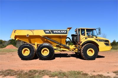 USED 2016 VOLVO A40G OFF HIGHWAY TRUCK EQUIPMENT #2268-16