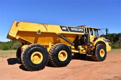 USED 2016 VOLVO A40G OFF HIGHWAY TRUCK EQUIPMENT #2268-17