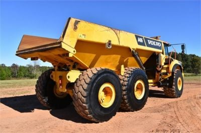 USED 2016 VOLVO A40G OFF HIGHWAY TRUCK EQUIPMENT #2268-18