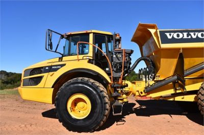 USED 2016 VOLVO A40G OFF HIGHWAY TRUCK EQUIPMENT #2268-19