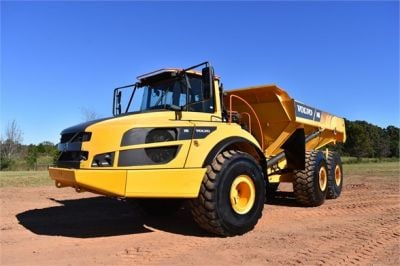 USED 2016 VOLVO A40G OFF HIGHWAY TRUCK EQUIPMENT #2268-2