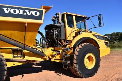 USED 2016 VOLVO A40G OFF HIGHWAY TRUCK EQUIPMENT #2268-20