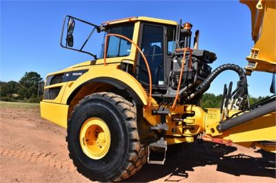 USED 2016 VOLVO A40G OFF HIGHWAY TRUCK EQUIPMENT #2268-21