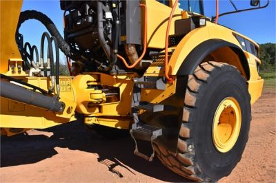 USED 2016 VOLVO A40G OFF HIGHWAY TRUCK EQUIPMENT #2268-22