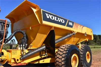 USED 2016 VOLVO A40G OFF HIGHWAY TRUCK EQUIPMENT #2268-23