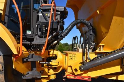 USED 2016 VOLVO A40G OFF HIGHWAY TRUCK EQUIPMENT #2268-24