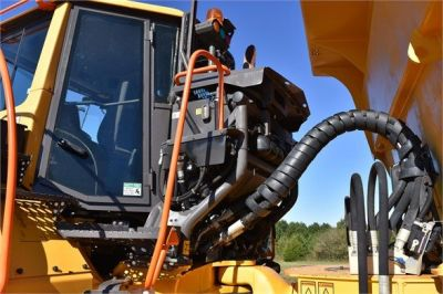 USED 2016 VOLVO A40G OFF HIGHWAY TRUCK EQUIPMENT #2268-27