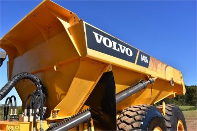 USED 2016 VOLVO A40G OFF HIGHWAY TRUCK EQUIPMENT #2268-28