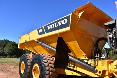 USED 2016 VOLVO A40G OFF HIGHWAY TRUCK EQUIPMENT #2268-29
