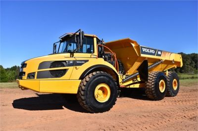 USED 2016 VOLVO A40G OFF HIGHWAY TRUCK EQUIPMENT #2268-3