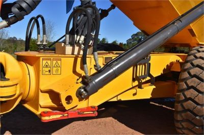 USED 2016 VOLVO A40G OFF HIGHWAY TRUCK EQUIPMENT #2268-39