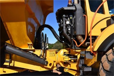 USED 2016 VOLVO A40G OFF HIGHWAY TRUCK EQUIPMENT #2268-40