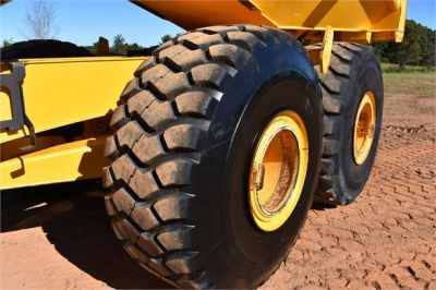 USED 2016 VOLVO A40G OFF HIGHWAY TRUCK EQUIPMENT #2268-44