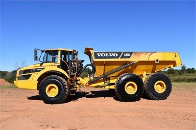 USED 2016 VOLVO A40G OFF HIGHWAY TRUCK EQUIPMENT #2268-5